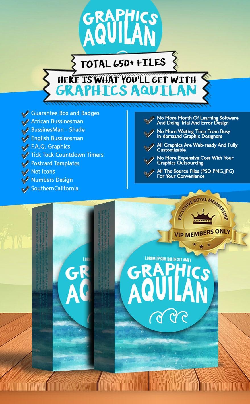 Exclusive Bonus Graphics Aquiland
