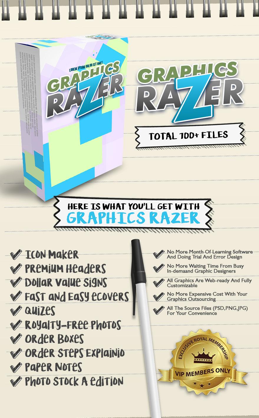 Exclusive Bonus Graphics Razer