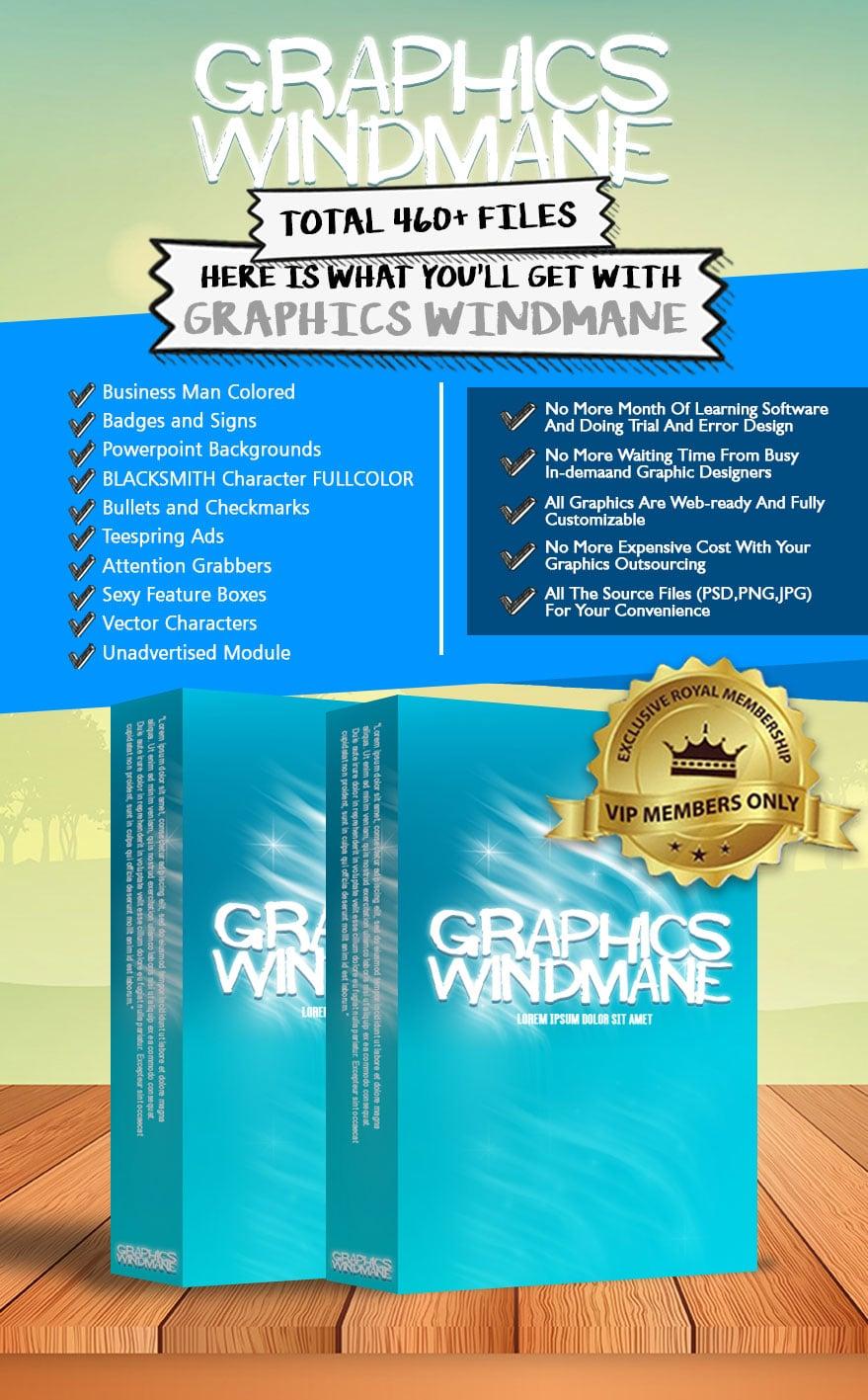 Exclusive Bonus Graphics Windmane