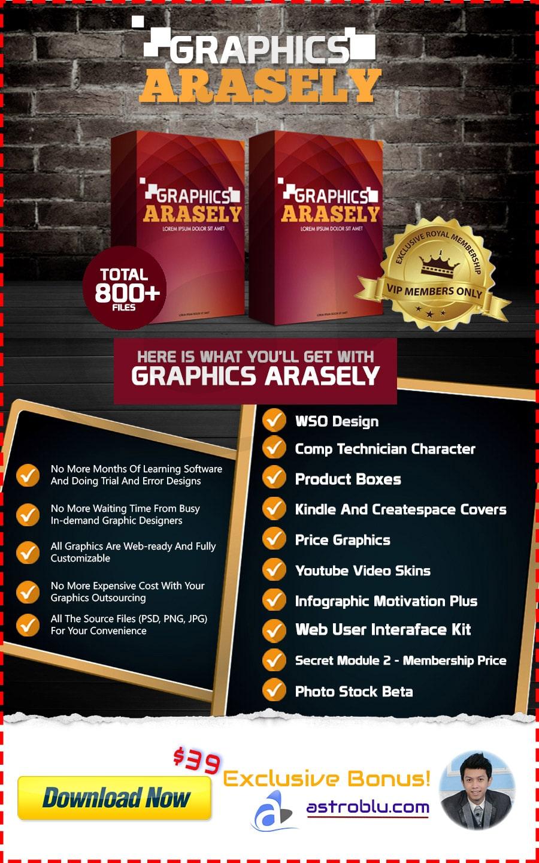 Exclusive Bonus Graphics Arasely