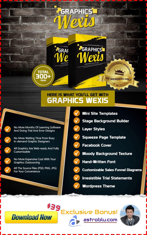Exclusive Bonus Graphics Wexis