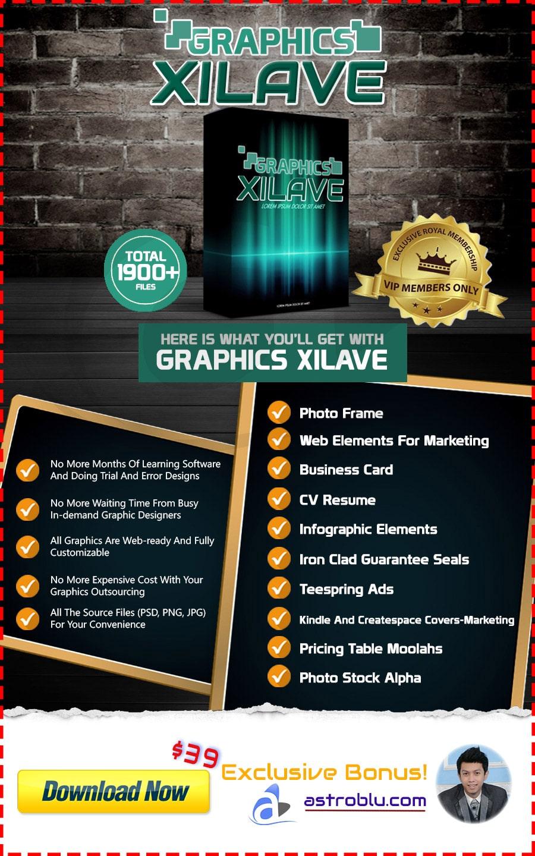 Exclusive Bonus Graphics Xilave
