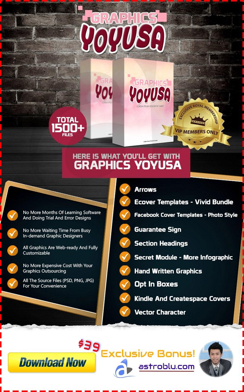 Exclusive Bonus Graphics Yoyusa